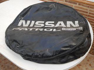 funda rueda recambio Nissan patrol