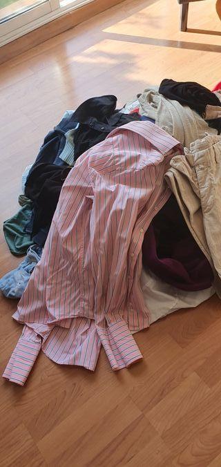 URGE VENTA, lote ropa