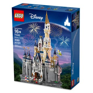 Lego 71040 Castillo Disney