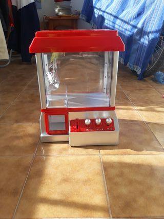 Máquina de gancho (candy grabber)