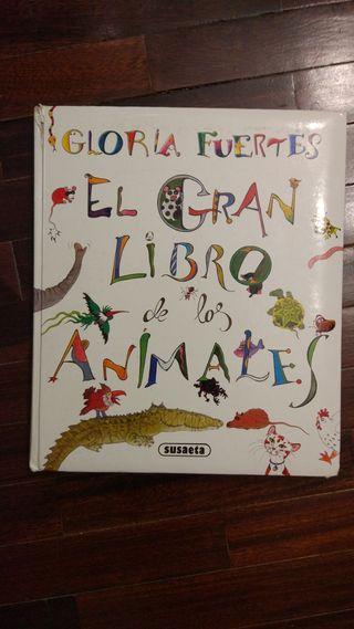 Gloria Fuertes. El gran libro de los animales