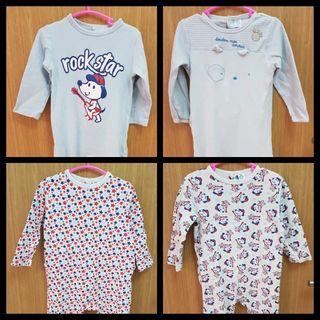 Lote pijamas algodón