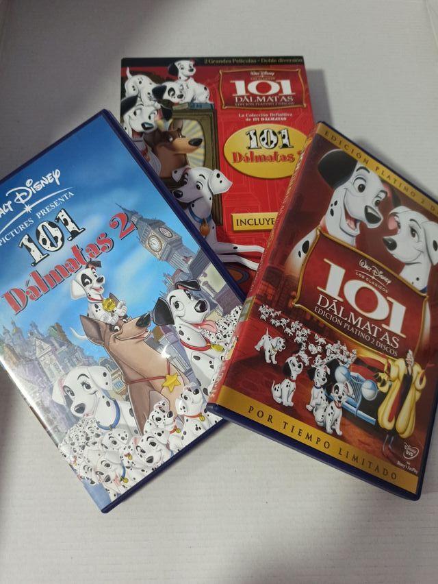 DVD. 101 dalmata