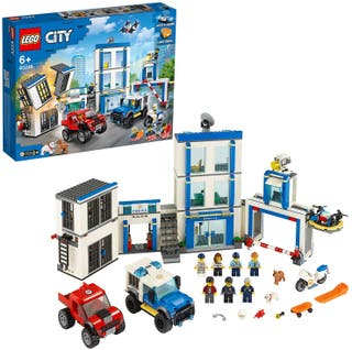 juego City Police Station