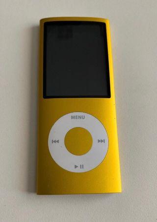 Ipod nano 8gb dorado