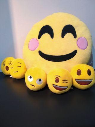 Emojis ( cojín)