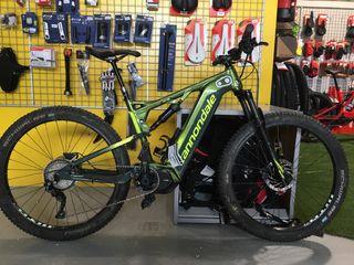 Bicicleta eléctrica Cannondale Cujo