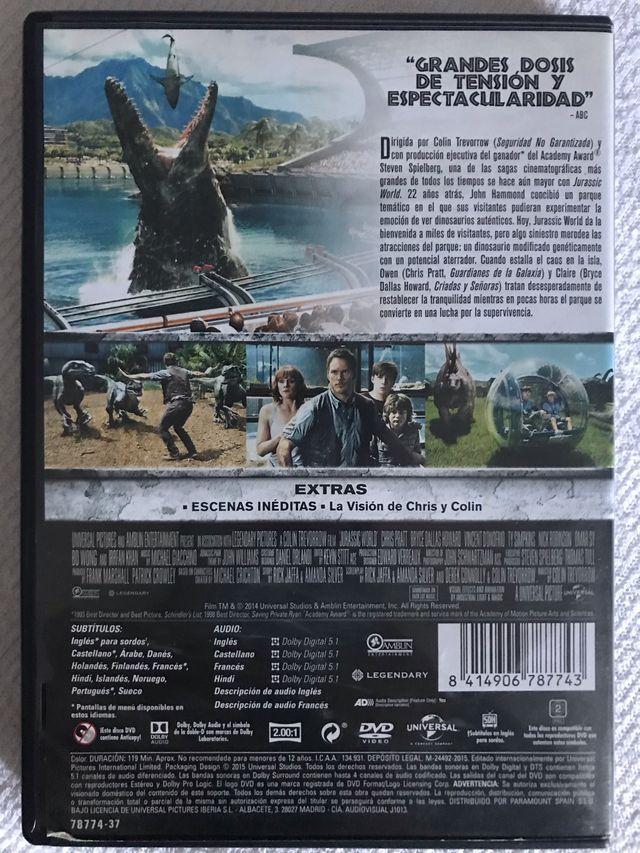 Jurassic World - DVD