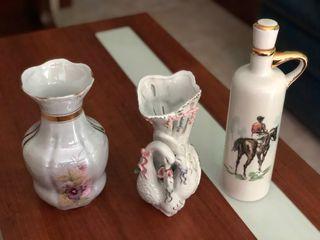 Jarrones decorativos porcelana