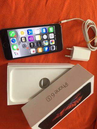 IPHONE 6S 64GB GRIS NEGRO