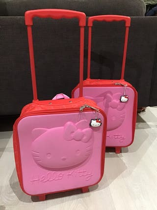 Maletas mochila Hello Kitty