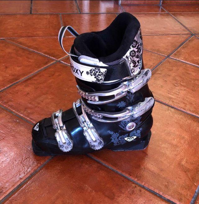 Botas Esquiar negras Roxy 38-39