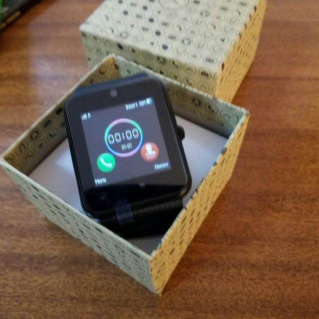 Smartwatch reloj inteligente con ranura para Sim
