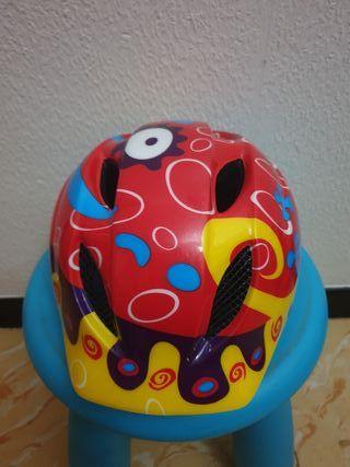 casco proteccion t.52-57