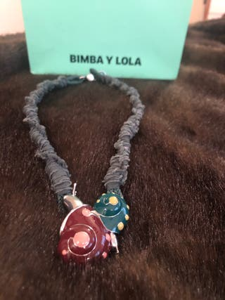Collar de Bimba y Lola
