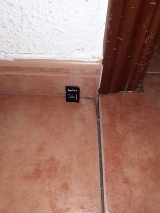 adaptador de micro SD a SD normal