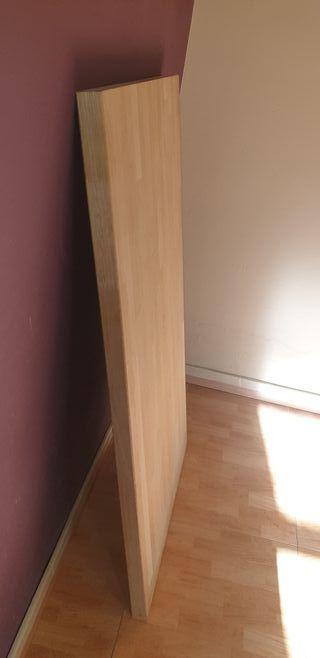 Tablón madera de roble auténtico