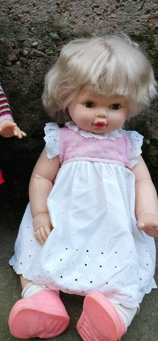 muñeca dulzón años 80