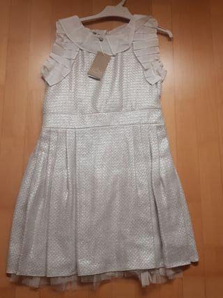 vestido nanos talla 16