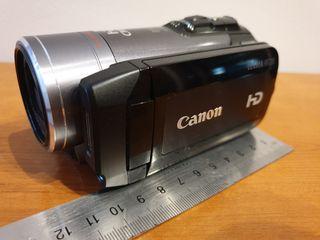 cámara de video y foto Canon alta definición(HD)