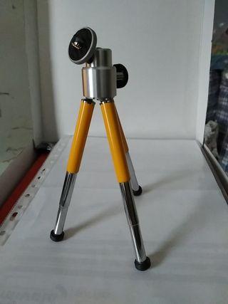 Trípode pequeño para Cámara de fotos