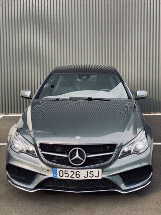 Mercedes-Benz Clase E-Coupé Amg line 2016