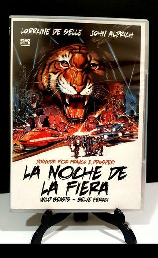 LA NOCHE DE LA FIERA DVD IMPOLUTO