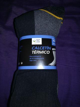 Calcetines térmicos marcas