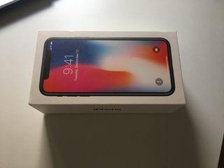IPhone X 64 Negro