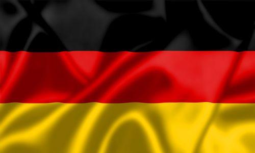 Bandera Alemania tela 150cm x 90cm