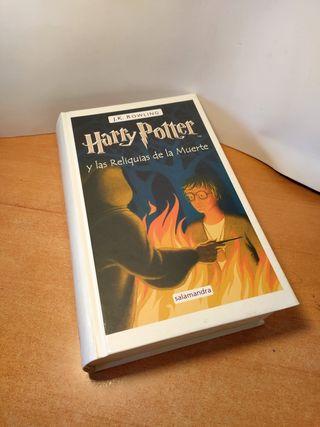 Harry Potter - Las Reliquias de la Muerte