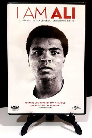 I AM ALI FORMATO DVD IMPOLUTO