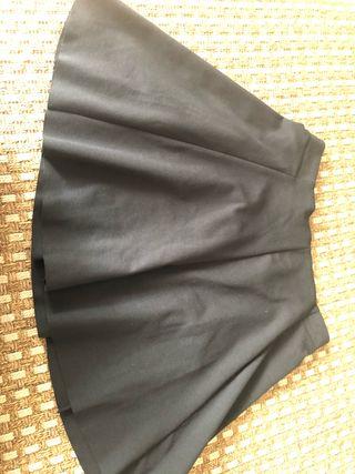 Falda corto de Bershka