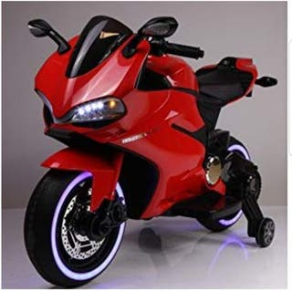 Moto electrica 12 V para niños Ducati Style Superb
