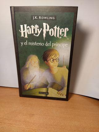 Harry Potter - El Misterio del principe