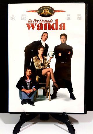 UN PEZ LLAMADO WANDA DVD impoluto