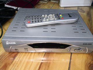 Receptor digital satélite Boston dvb-4500