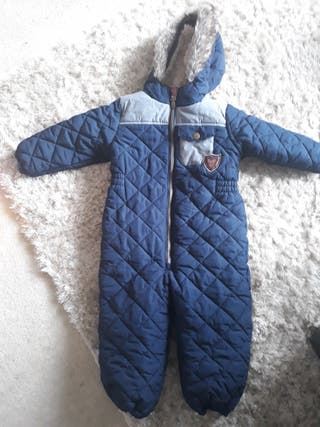 Next 2-3 years snowsuit pramsuit