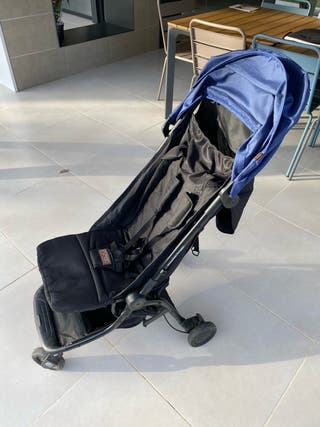 Cochecito plegable Mountain Buggy Nano