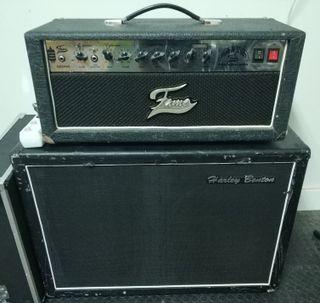 Cabezal amplificador Fame Studio 84 50W a válvulas