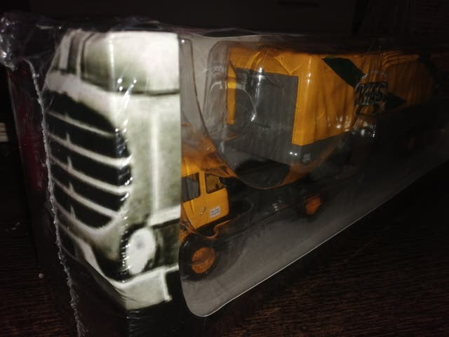 camion kas de colección