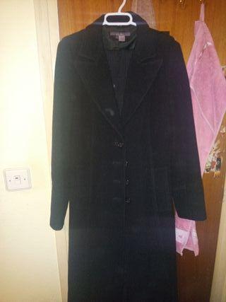 Abrigo largo clásico paño M