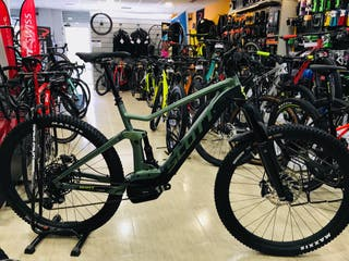 Bicicleta e-Bike Scott Trike e-Ride 910 talla L