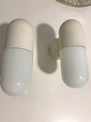 Lámparas baño Ikea