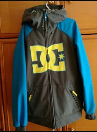 chaqueta de snow DC