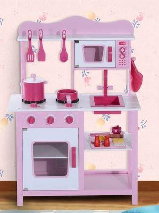 Cocina juguete con accesorios NUEVA