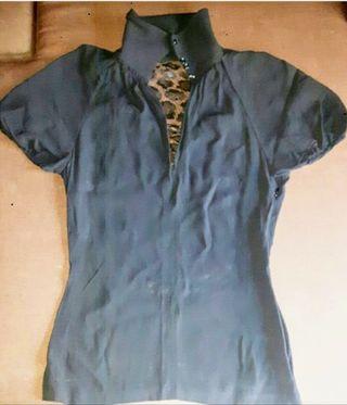 Camisa viscosa