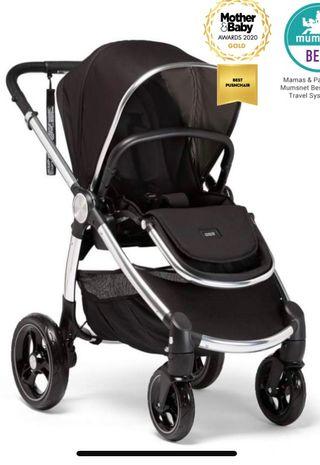 Mammas and papas ocarro pushchair brand new in !!!