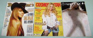 3 revistas en español: Mariah Carey