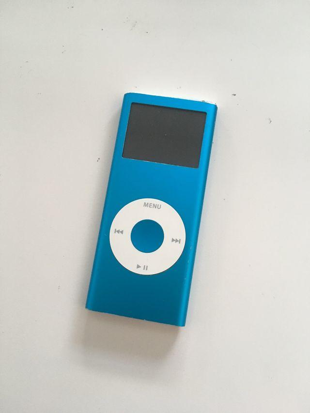 iPod nano de 4GB
